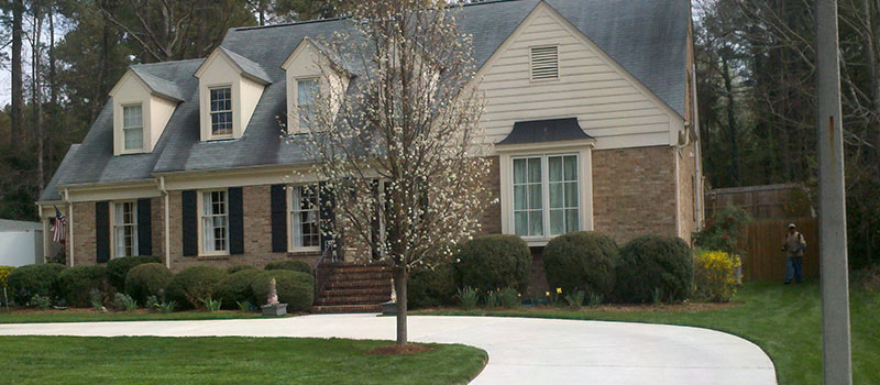 Home - Landscaping & Lawn Maintenance Durham, Chapel Hill, Rougemont NC